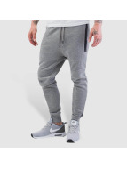 Jack & Jones Spodnie do joggingu jcoWill szary