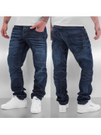 Jack & Jones Straight Fit Jeans Carbon blau