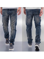 Jack & Jones Straight Fit Jeans Nick Lab blau