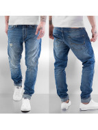 Jack & Jones Straight Fit Jeans jjIerik blau