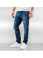 Jack & Jones Straight fit jeans jjiGlenn jjFox blauw