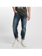 Jack & Jones Straight fit jeans jjClark Original Loose Fit blauw