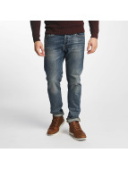 Jack & Jones Straight fit jeans jjMike blauw