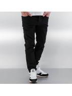Jack & Jones Straight fit jeans jjMike jjDevin zwart