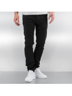 Jack & Jones Straight fit jeans jjiTim jjOriginal zwart