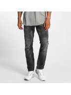 Jack & Jones Straight fit jeans jjiMike jjJax BL 793 zwart