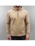 Jack & Jones Sweat à capuche jjorCampaign beige
