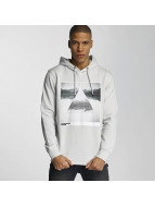 Jack & Jones Sweat à capuche jcoLake brun