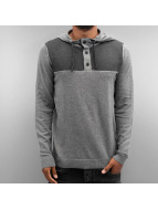 Jack & Jones Sweat à capuche jcoTravis gris