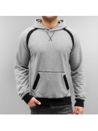Jack & Jones Sweat à capuche jorCamalot gris