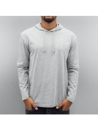 Jack & Jones Sweat à capuche jorDean gris