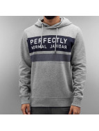 Jack & Jones Sweat à capuche jcoStay gris