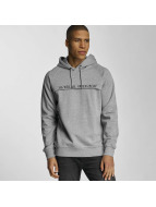 Jack & Jones Sweat à capuche jcoZora gris