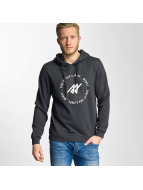 Jack & Jones Sweat à capuche jcoJonas gris