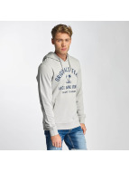 Jack & Jones Sweat à capuche jorTropical gris