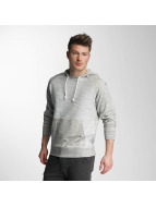 Jack & Jones Sweat à capuche jorMelrose gris