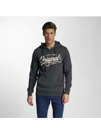 Jack & Jones Sweat à capuche jorDiego gris