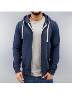 Jack & Jones Sweat à capuche zippé Storm Sweat bleu