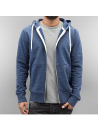 Jack & Jones Sweat à capuche zippé jorStorm Sweat bleu