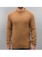 Jack & Jones jorAnvarton Knit Sweatshirt Tigers Eye
