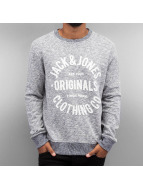 Jack & Jones Sweat & Pull jorClemens bleu