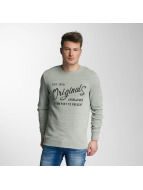 Jack & Jones Sweat & Pull jorBase gris