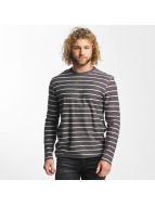 Jack & Jones Sweat & Pull jjorStripped gris