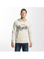 Jack & Jones Sweat capuche jjorHawl beige