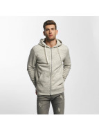 Jack & Jones Sweat capuche zippé jorStorm beige
