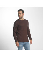 Jack & Jones Swetry jorAlex Knit czerwony