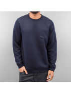 Jack & Jones Swetry jcoMatt niebieski