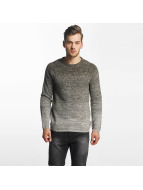 Jack & Jones Swetry jorFuel Knit oliwkowy