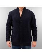 Jack & Jones Swetry rozpinane Isai Knit czarny