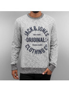 Jack & Jones Swetry jorClemens szary