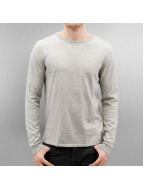 Jack & Jones Swetry jorLeo szary