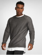 Jack & Jones Swetry jcoWind szary