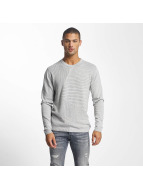 Jack & Jones Swetry jcoPenditon szary