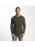 Jack & Jones Swetry jcoPenditon zielony