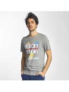 Jack & Jones T-paidat jcoVana harmaa