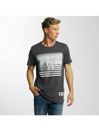 Jack & Jones T-paidat jjorMarker harmaa