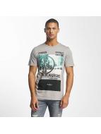 Jack & Jones T-paidat jjorJules harmaa