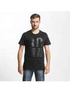 Jack & Jones T-paidat jcoBulletin musta