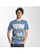 Jack & Jones T-paidat jcoMoin sininen