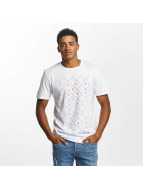 Jack & Jones T-paidat jjcoConcept valkoinen