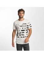 Jack & Jones T-paidat jorFlags valkoinen
