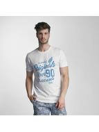 Jack & Jones T-paidat jorTraffic valkoinen