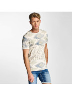 Jack & Jones T-Shirt jjorPaduka beige