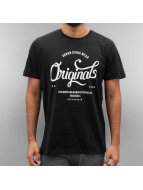 Jack & Jones T-Shirt jorNew Raffa black