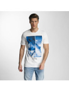 Jack & Jones T-Shirt jorHermosa blanc