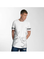 Jack & Jones T-Shirt jorBotanical blanc